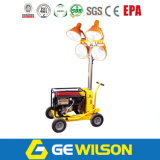 Hot Sale 4*500W Mobile Light Tower Diesel Generator