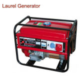 Three Phase 5000W Copper Wire 13HP Gasoline Generator with Handles and Wheels