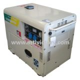 Portable Silent Diesel Generator with Wheels for Home Use