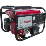 2.5kVA 6.5HP Small Domestic Gasoline Generators