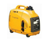 Portable Inverter Generator with Wheels and Handle