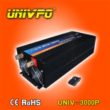 DC to AC 24V 230V Car Power Converter/Inverter with Digital Display off Grid 24V 230V 3000W (UNIV-3000P)