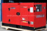 50Hz 20kVA Soundproof Power Generator by Air-Cooled Deutz Engine