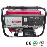 2.5kw 6.5HP Domestic Gasoline Portable Generators