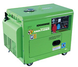 Silent Three Phase Diesel Generator with CE, Soncap, Ciq