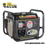 700W Portable Generator with Strong Frame Voltage Meter DC Output