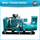 Diesel Power Generators with 30kw Prime Power