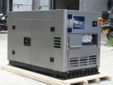 Haige Power Diesel Silent Generator, Generator Diesel 10kw with Changchai EV80 Diesel Engine