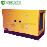 Silent Diesel Generator with Canopy Series