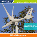 2015 Alibaba China High Efficiency 400W Small Wind Turbine