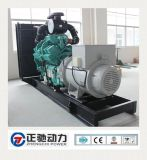 Mechanical 60Hz / 440/254V / 1310A Great Power Diesel Generator