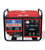 3.5kw Wind Cooling Key Start Portable Diesel Welding Generator