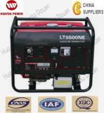 5.0kVA Portable Diesel Generator with Air-Cooled 4-Stroke Engine