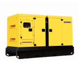 60kVA Silent Diesel Generator Powered by Perkins Series Engine