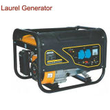 1500W Portable Silent Gasoline Generator with Key Start Copper Wire