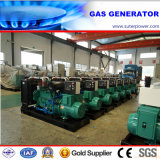 New Energy 110kw Natural Gas Generator with ISO Certificates