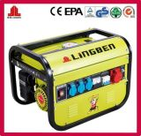 2kw 5.5HP Three Phase Gasoline Generator (LB2600DXE-D3)