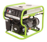 3kw Hot Sale Portable Gasoline Generator Coupled with Senci Alternator