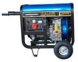 5.5KVA Small Portable Diesel Generator CE ISO Approved