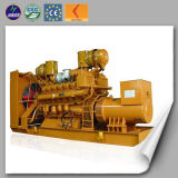 Engine Power Plant Biomass Gas Operated Electric Generator