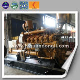 1MW Gas Power Plant 1MW Natural Gas Engine Powered Electric Generator with CHP