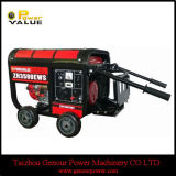 Long Run Time Gasoline United Power Generator