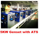 5kw Generator with ATS Silent Type with Best Price and High Quality