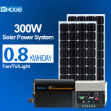 Moge Portable Solar Power Generator 300W with Battery