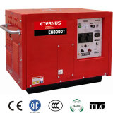 Complex 3kVA Brush Alternators (EC3000T)