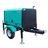 55kw Mobile Trailer Diesel Generator with Deutz Engine (UD68T)