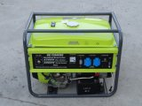 6kVA Portable Gasoline Electric Generator Set