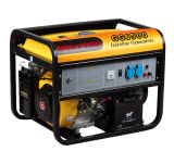 6KW Air-Cooled Gasoline Power Genset