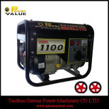 China Supplier Air Cooled Gasoline 1000 Watt Generator