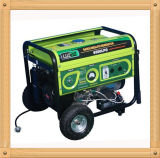 3000W Magnetic Silent Small Home Use LPG and Gasoline Generator