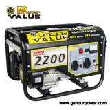 Power Value China Taizhou 2500 Watt AC Single Phase Electric Start 2.5kw Biogas Generator Prices
