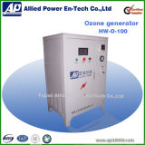 Incorporated Ozone Generator for Water Trreatment