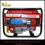 2kw 2kVA Swiss Kraft Sk8500W Professional Portable Mini Generators