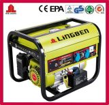 5.5HP 2kw Electric Petrol Generator Gasoline with CE (LB3700DX-A)