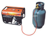 2015 New Technology 2/3/5/6kw Portable Liquefied Gas Generator with Soncap