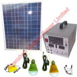 40W Solar Power Generation for Indoor and Outdoor