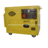 4.2kw Silent Diesel Generator Best Price with CE ISO BV SGS
