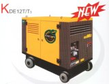 KAMA Double-Cylinder Air-Cooled Diesel Generator (8.0KW / 9.5KW) KDE12T3X