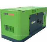 Unite Power 94kVA Cummins Silent Diesel Generator with ATS (UPC94)