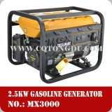 Price for Honda Type Portable 2.5kVA, 2.5kw, 2500watt Gasoline Generator (MX3000)
