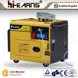 5kw Small Portable Automatic Diesel Power Generator (DG6500SE with ATS)