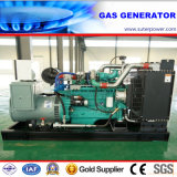 110kw Cummins Water Cooled Natural Gas Engine Power Generator