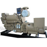 Cummins KTA19-DM Diesel Engine Marathon MP-400-4 Alternator 500kVA Marine Generator