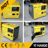 5kw Portable Silent Diesel Electric Generator for Home Use!