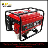 Factory Price China Petrol Gasoline Portable Generator Genset 1kw for Home Use