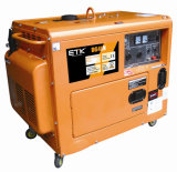 Diesel Silent Generator with CE and ISO9001 (DG6LN)